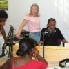 Cherie Bryan, Javina Harris, Dominy Roe, Camella Francis