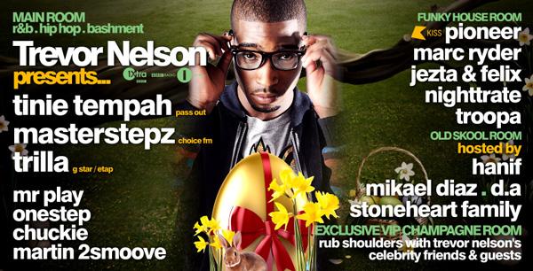 Trevor Nelson Presents...