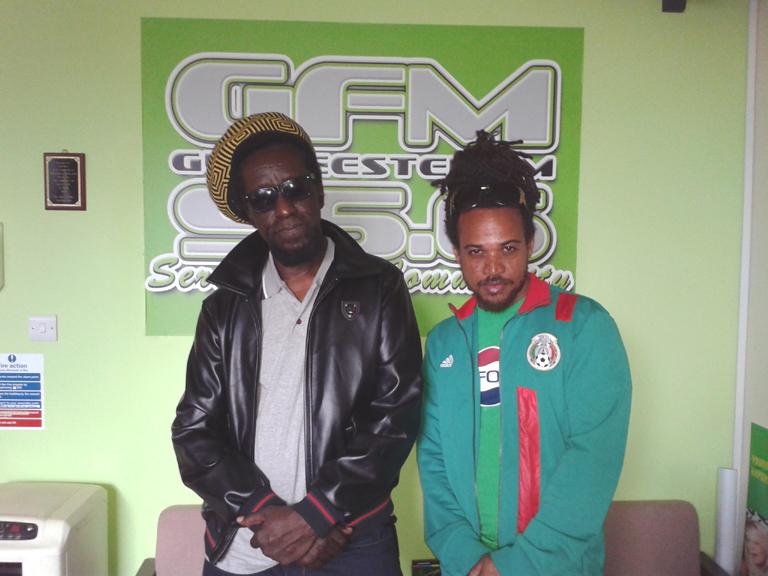 BLACK UHURU GFM VISIT