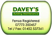 Davey's Building Maintenance