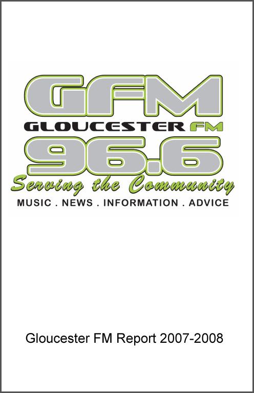 GFM Annual Report